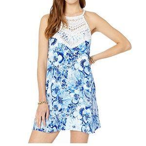 NWT Lilly Pulitzer Pearl Soft Shift Dress